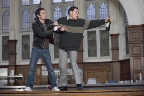 кадр №10629 из фильма Убийства в Оксфорде