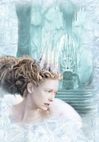 промо-слайды Хроники Нарнии: Лев, Колдунья и Волшебный шкаф Тильда Суинтон,