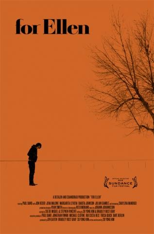 плакат фильма постер Для Эллен