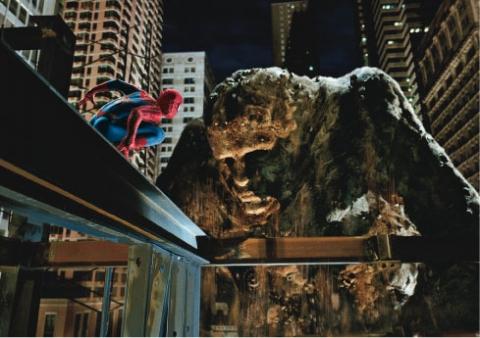 кадр №10679 из фильма Человек-паук: Враг в отражении