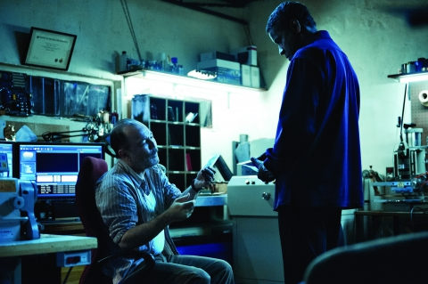 кадр №107177 из фильма Код доступа «Кейптаун»