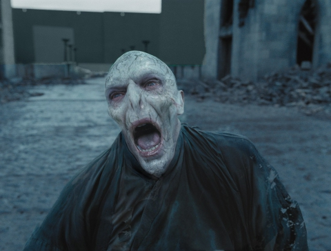 кадр №108657 из фильма Гарри Поттер и Дары Смерти: Часть вторая