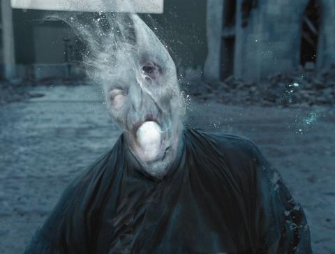 кадр №108661 из фильма Гарри Поттер и Дары Смерти: Часть вторая
