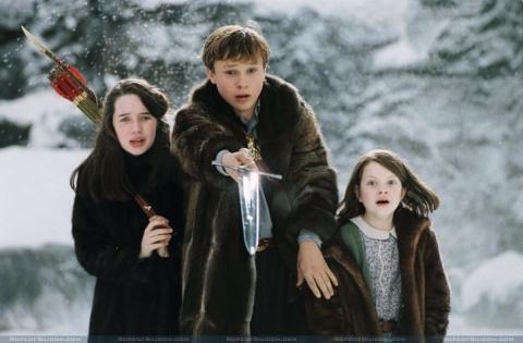 кадр №1088 из фильма Хроники Нарнии: Лев, Колдунья и Волшебный шкаф
