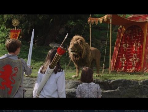 кадр №1097 из фильма Хроники Нарнии: Лев, Колдунья и Волшебный шкаф