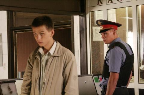 кадр №10972 из фильма Кремень