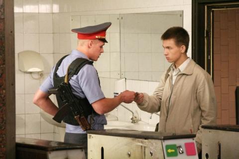 кадр №10983 из фильма Кремень