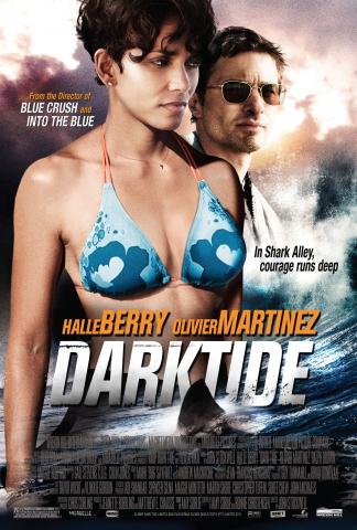 плакат фильма постер Заклинательница акул