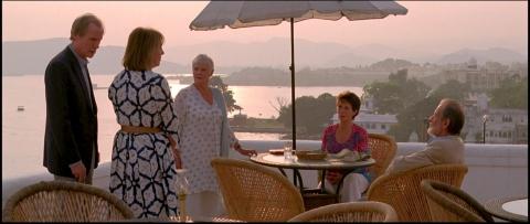 кадр №110150 из фильма Отель Мэриголд: Лучший из экзотических