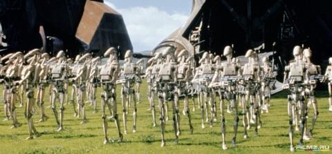 кадр №110323 из фильма Звездные войны: Эпизод I — Скрытая угроза