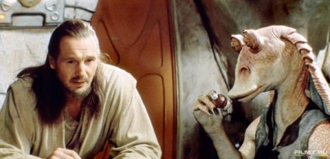 кадр №110324 из фильма Звездные войны: Эпизод I — Скрытая угроза