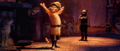 кадр №110651 из фильма Кот в сапогах