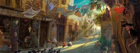 кадр №110656 из фильма Кот в сапогах
