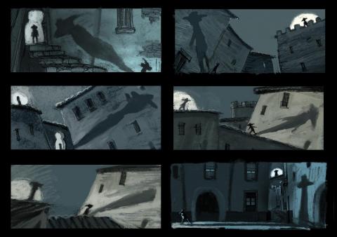кадр №110660 из фильма Кот в сапогах