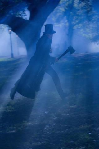 кадр №110759 из фильма Президент Линкольн: Охотник на вампиров