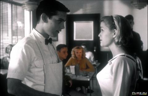 кадр №110925 из фильма Плезантвилль