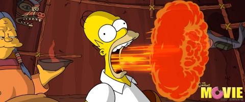 кадр №11117 из фильма Симпсоны в кино