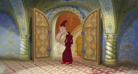кадр №111264 из фильма Три богатыря на дальних берегах