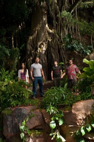 кадр №111283 из фильма Путешествие 2: Таинственный остров