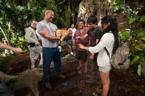 кадр №111295 из фильма Путешествие 2: Таинственный остров