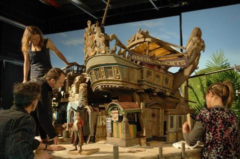 кадр №111995 из фильма Пираты: Банда неудачников