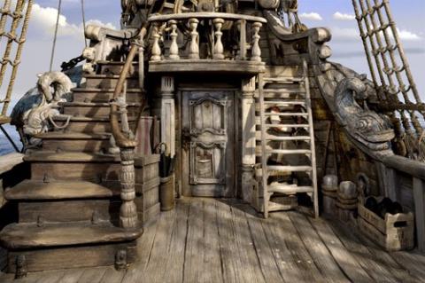 кадр №111997 из фильма Пираты: Банда неудачников