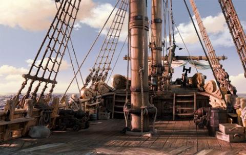 кадр №111998 из фильма Пираты: Банда неудачников