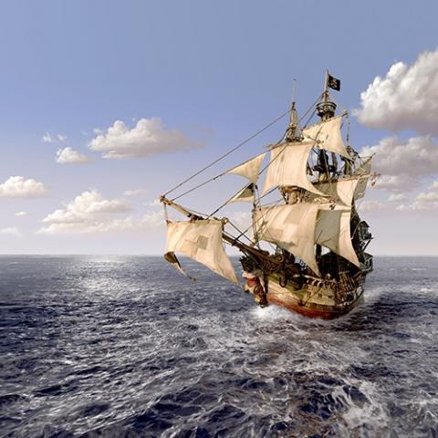 кадр №112000 из фильма Пираты: Банда неудачников