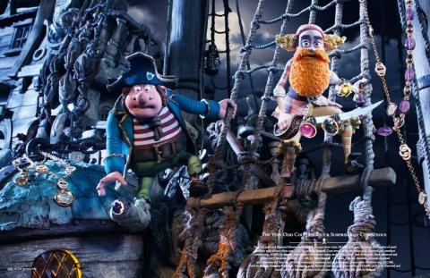 кадр №112002 из фильма Пираты: Банда неудачников