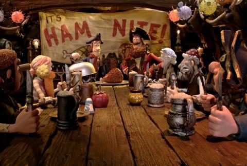 кадр №112008 из фильма Пираты: Банда неудачников