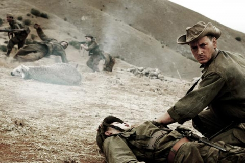 кадр №11301 из фильма Близкие враги