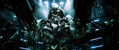 кадры из фильма Трансформеры