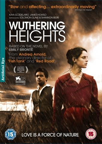 плакат фильма DVD Грозовой перевал
