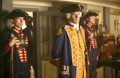кадры из фильма Пираты Карибского моря: На краю света Том Холландер,