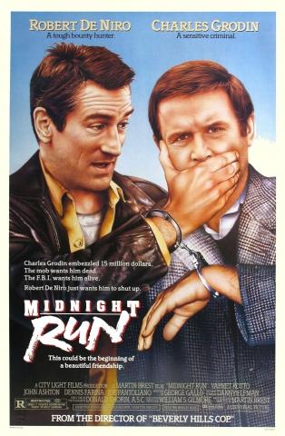 плакат фильма Успеть до полуночи
