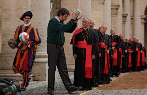 кадр №115988 из фильма У нас есть Папа!