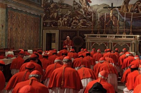 кадр №115994 из фильма У нас есть Папа!