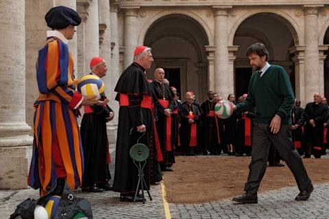 кадр №115997 из фильма У нас есть Папа!