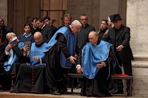 кадр №115998 из фильма У нас есть Папа!