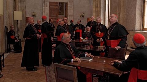 кадр №116000 из фильма У нас есть Папа!