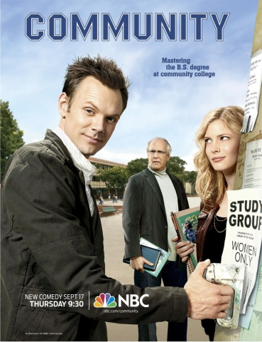 плакат фильма Сообщество
