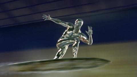 кадр №11647 из фильма Фантастическая четверка: Вторжение Серебряного Серфера