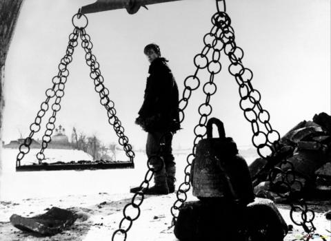 кадр №116555 из фильма Андрей Рублев
