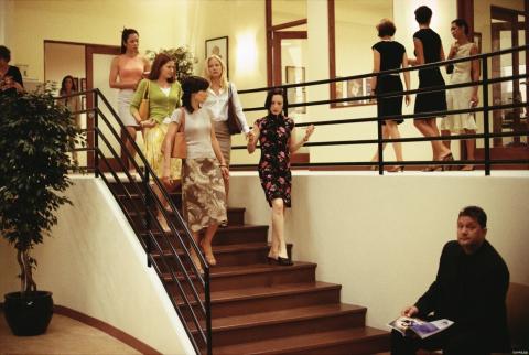 кадры из фильма Как отделаться от парня за 10 дней Кэтрин Хан, Кейт Хадсон,