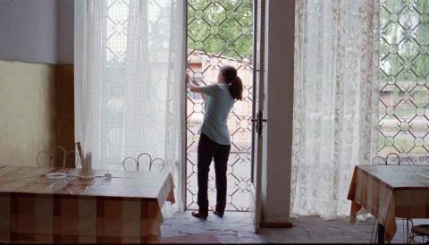 кадры из фильма Мгновение любви Любна Азабаль,