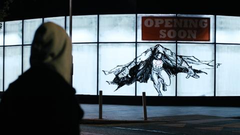 кадр №117153 из фильма Смерть супергероя
