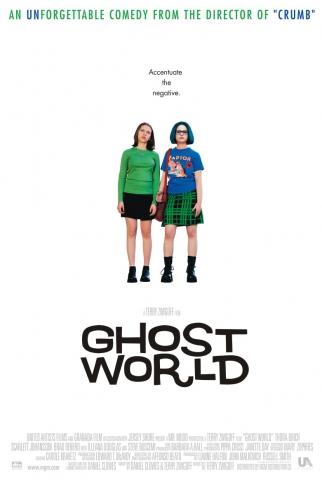 плакат фильма постер Призрачный мир