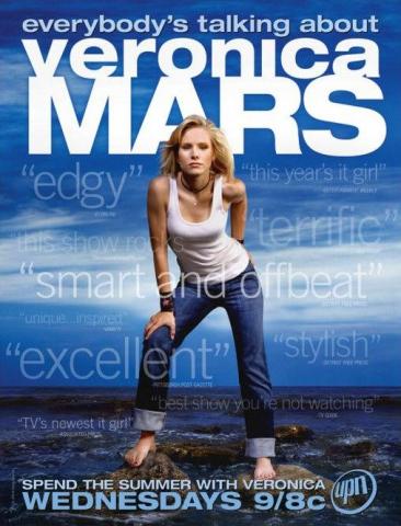 плакат фильма Вероника Марс