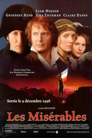 плакат фильма постер Отверженные
