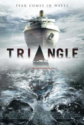 плакат фильма Треугольник